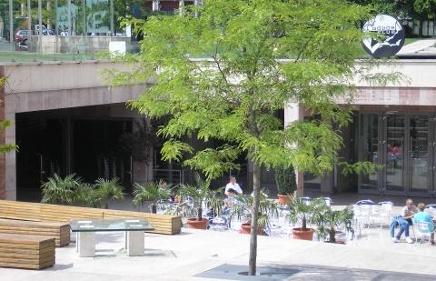 Erzsébet tér - Gödör