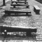 Tóth Árpád sétány - ágyúk a Hadtörténeti Múzeumnál 60-as évek