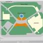 Erzsébet tér előző alaprajza