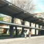 Erzsébet tér - buszállomás - 1996