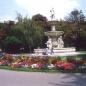 Erzsébet tér - Danubius kút - 1996