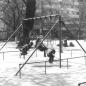 Engels tér - játszótér - 1965