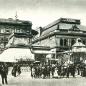 Kioszk az erzsébet téren (Budapesti üdvözlet-BTM Kiscelli Múzeum Fényképtára)