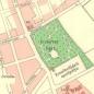 Térkép 1930 körül - BCE Tájépítészeti kar - Kollár Judit diplomamunka
