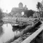 Kis Duna sétány a Bazilikával 1929 (fortepan.hu)