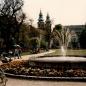 Károlyi kert - '90-es évek