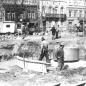 Károlyi kert - metróépítés
