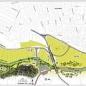 Séd völgy áttekintő helyszínrajza (forrás: Építészfórum)