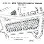 Mária Terézia tér parkozási tervrajza - 1927
