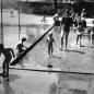 Köztársaság tér - vizes játszótér - 1969
