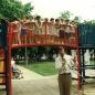 Köztársaság tér - játszótér átadás - 1996